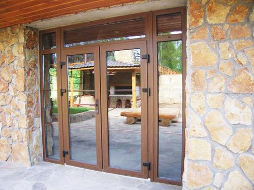 двери входной группы из пвх